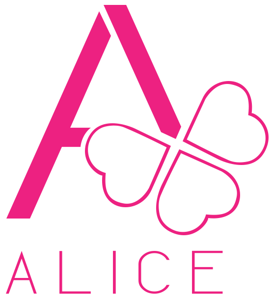 Logo Alice, French Make-up Artist, Wigmaker, FX