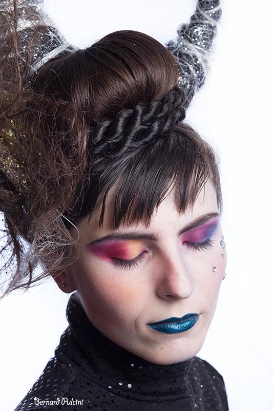 Maquillage gémeaux