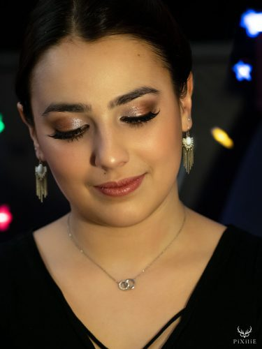 essai maquillage mariée