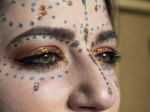 maquillage festival