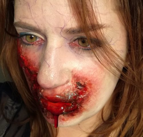 Maquillage FX cinéma