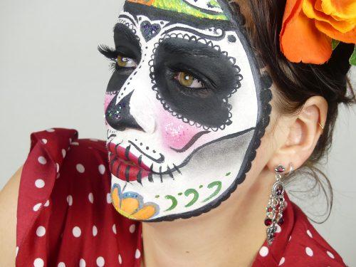 santa muerte Frida Kahlo