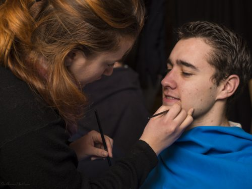 Maquillage Service à la française