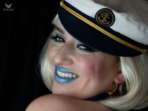 maquillage burlesque