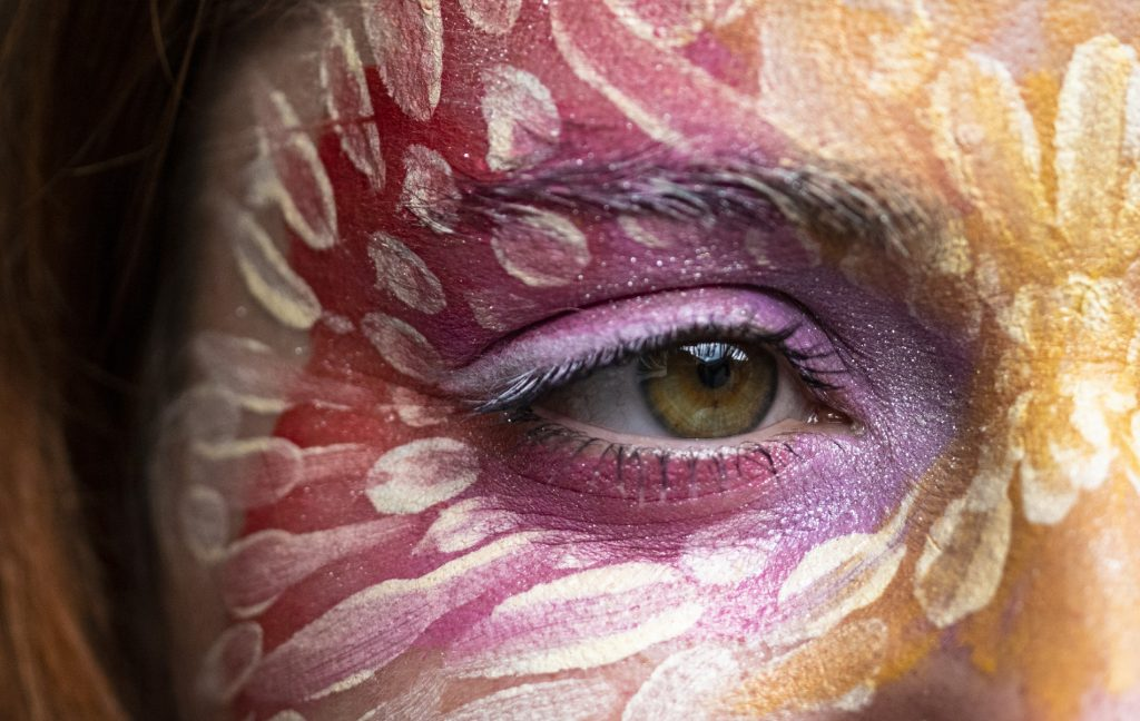 maquillage face painting