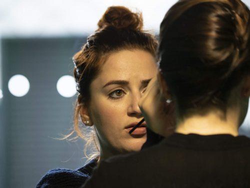Maurine Coudurier Alice Makeup