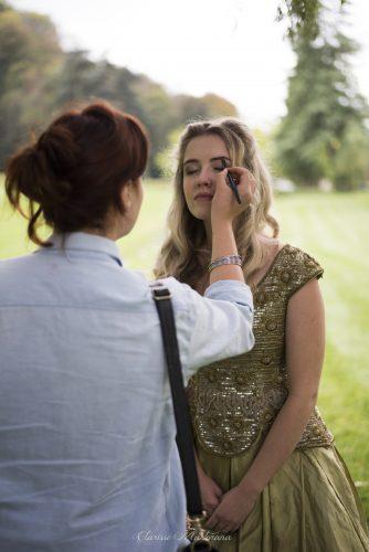 maquilleuse professionnelle makeup artist